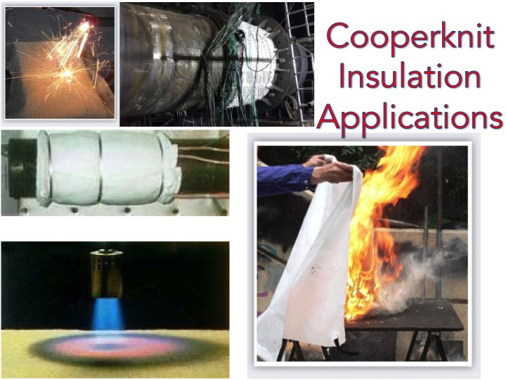 Cooperknit Insulation - Heat Transfer Equipment