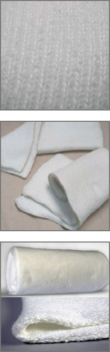 Cooperknit Insulation Mats - Heat Transfer Equipment