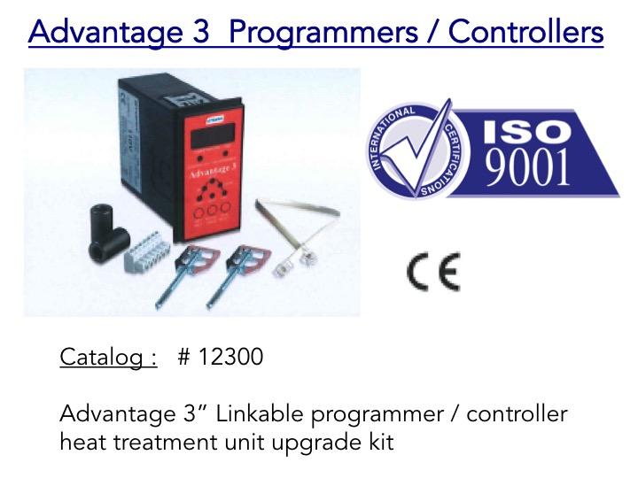 Advantage 3 Linkable programmer controller heat treatment unit upgrade kit